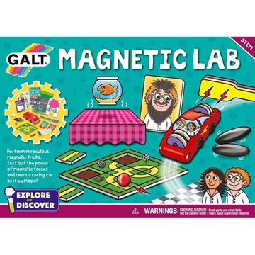 Слика на Магнетна лабораторија (Комплет со експерименти) - Galt