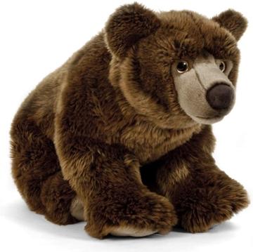Слика на Кафеава мечка (45 cm)- Living Nature