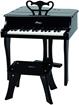 Слика на Гранд пијано (Црно) - Hape