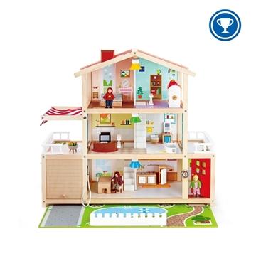 Слика на Дом за семејството кукли - Hape