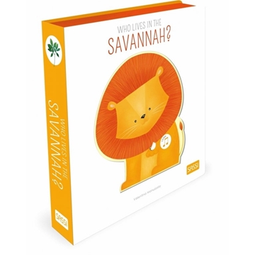 Слика на Who Lives in the Savannah?