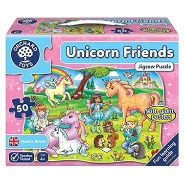 Слика на Unicorn Friends Jigsaw Puzzle