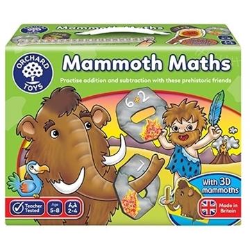 Слика на Mammoth Maths Game