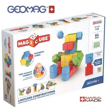 Слика на Magicube МАГНЕТНИ КОЦКИ - (64 коцки) - Geomag