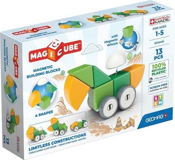 Слика на Magicube МАГНЕТНИ БЛОКЧИЊА ФОРМИ - (13 делови) - Geomag