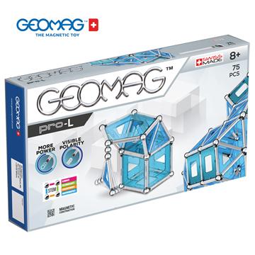 Слика на Магнетен конструктор PRO-L (75 парчиња) - Geomag