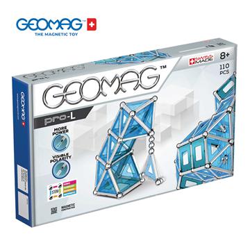 Слика на Магнетен конструктор PRO-L (110 парчиња) - Geomag