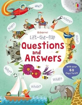 Слика на Lift-the-flap Questions and Answers