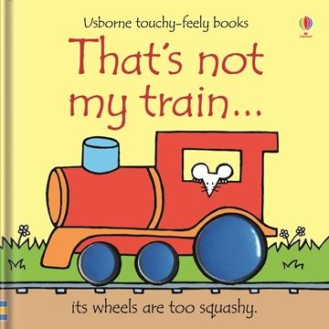 Слика на That's not my train…
