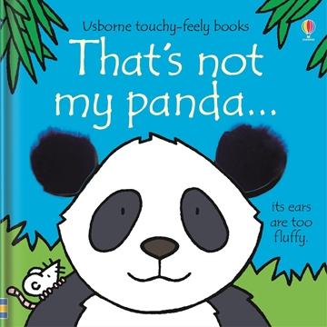 Слика на That's not my panda…