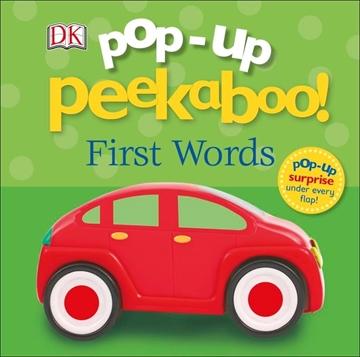 Слика на Pop-Up Peekaboo! First Words