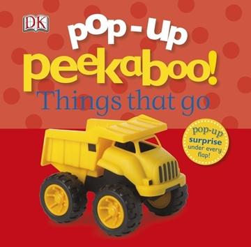 Слика на Pop-Up Peekaboo! Things That Go