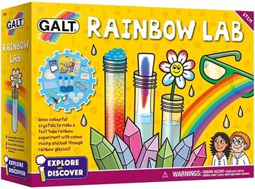 Слика на Лабораторија за виножито (Комплет со експерименти) - Galt