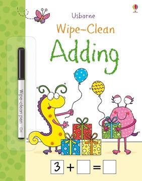 Слика на Wipe-Clean Adding