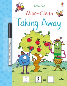 Слика на Wipe-Clean Taking Away