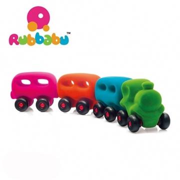 Слика на Магнетен воз - Rubbabu (46 cm) Возраст 1 г+