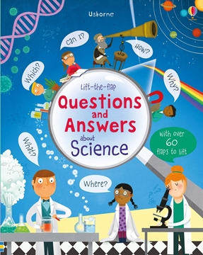 Слика на Lift-the-flap Questions and Answers about Science