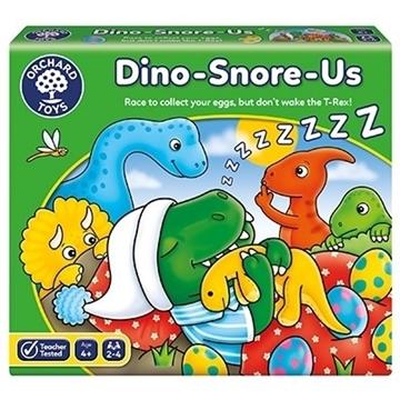 Слика на Dino-Snore-Us Game