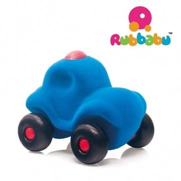 Слика на Полициски автомобил - Rubbabu (10 cm)