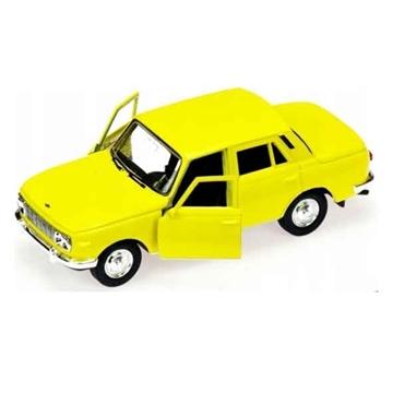Слика на Wartburg 353 (1966) Yellow 1:34-1:39 - Welly