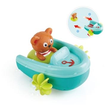 Слика на Играчка за во бања МЕЧЕ СО ЧАМЕЦ - Hape
