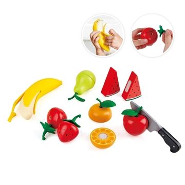 Слика на Комплет овошје од дрво - Hape