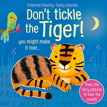 Слика на Don't Tickle the Tiger!