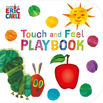 Слика на The Very Hungry Caterpillar: Touch and Feel Playbook