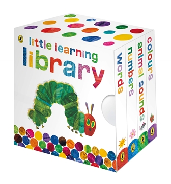 Слика на The Very Hungry Caterpillar: Little Learning Library