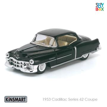 Слика на 1953 Cadillac Series 62 Coupe (Kinsmart)