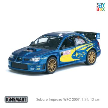 Слика на Subaru Impreza WRC 2007