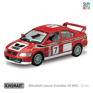 Слика на Mitsubishi Lancer Evolution VII WRC
