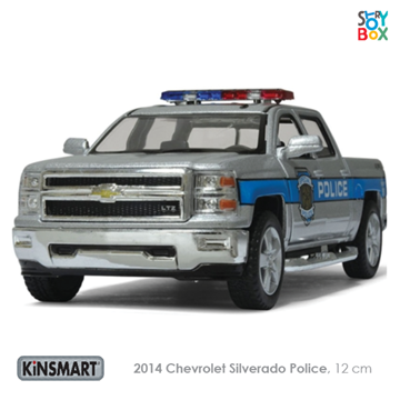 Слика на 2014 Chevrolet Silverado - Police