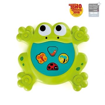 Слика на Играчка за во бања - Гладната жаба - Hape